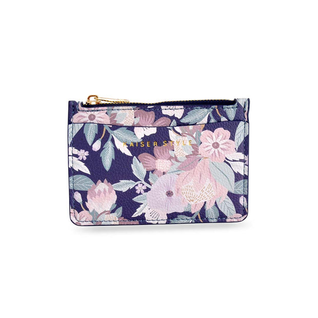 Card Pouch - NATIVE BOUQUET