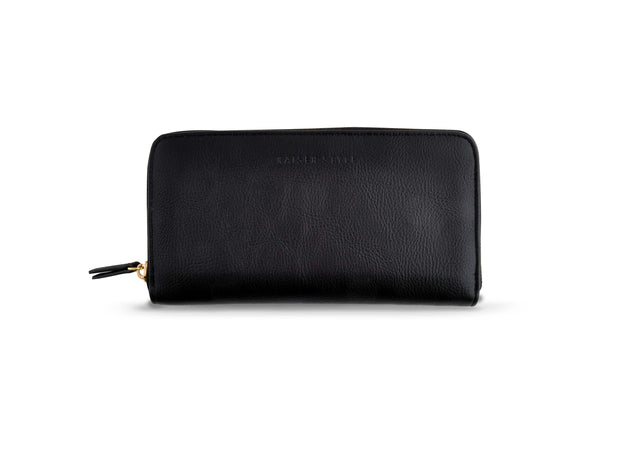 PU - Rec Wallet - BLACK