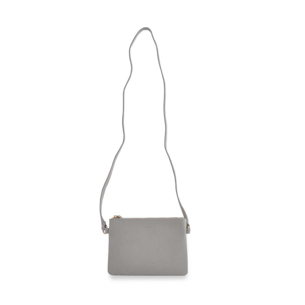 PU Mini Rec Bag - GREY