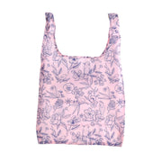 Reusable Tote - BLUSH FLORA