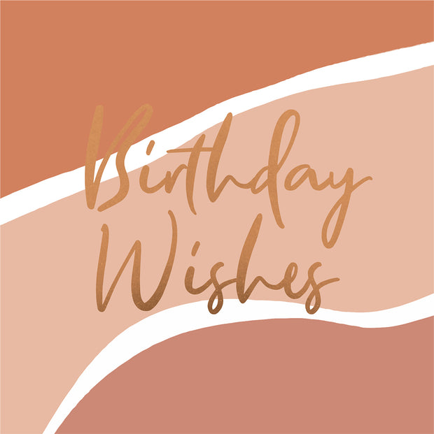 Terracotta - Birthday Wishes