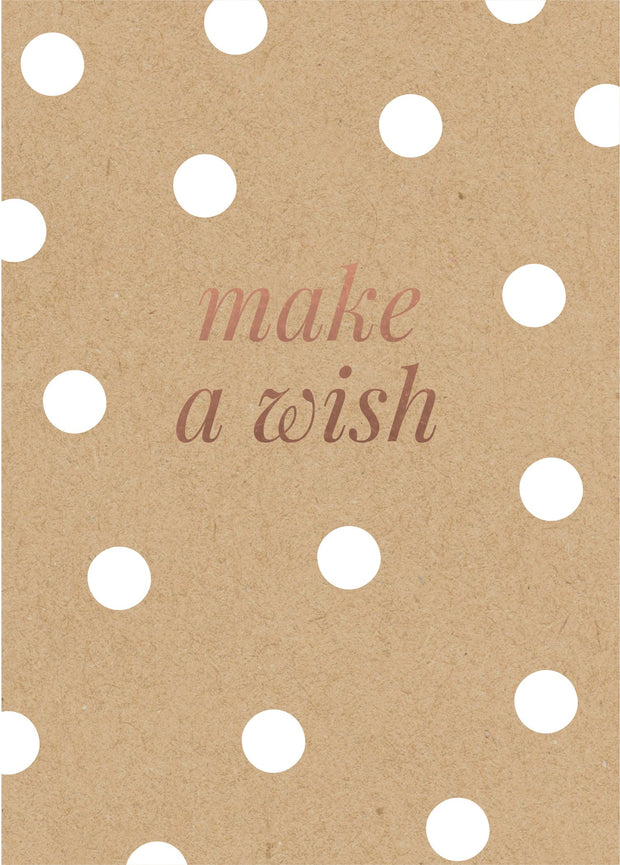 Blush - Make A Wish