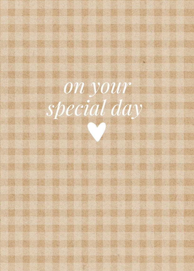Blush - Special Day