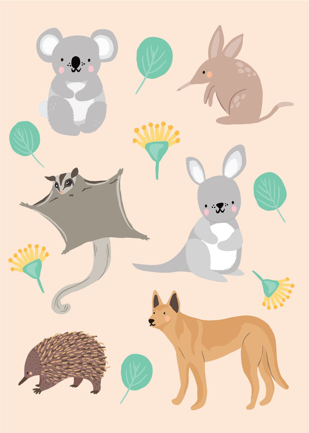 Little Aussie - Aussie Animals Tan