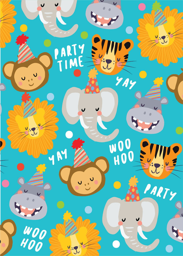 Party Animals - Woohoo