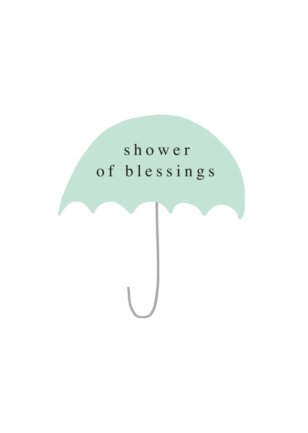 Little One - Shower of Blessings