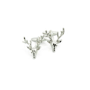 Cufflinks - Deer Head