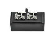 Cufflinks - Bicycle