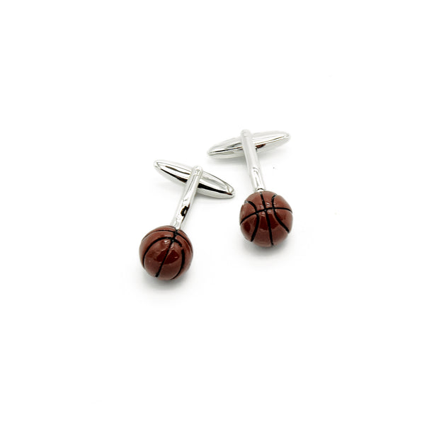 Cufflinks - Basketball