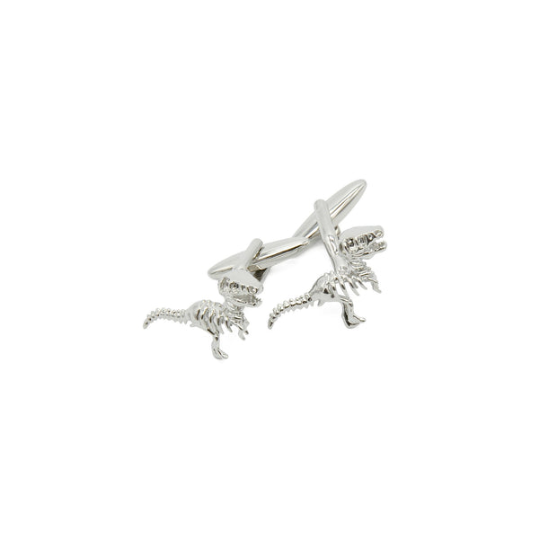 Cufflinks - Dinosaur Skeleton