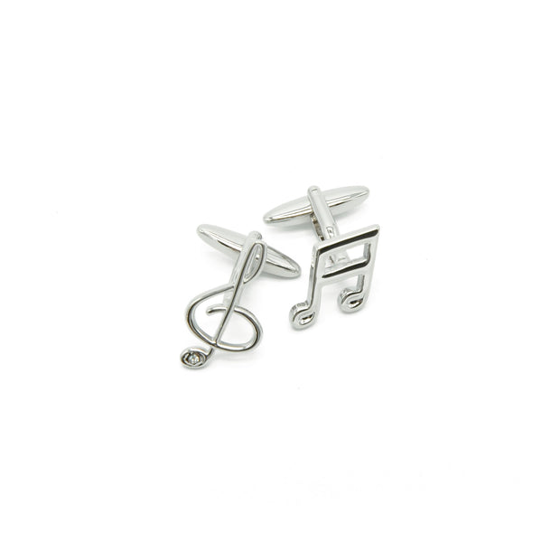 Cufflinks - Music Note Set
