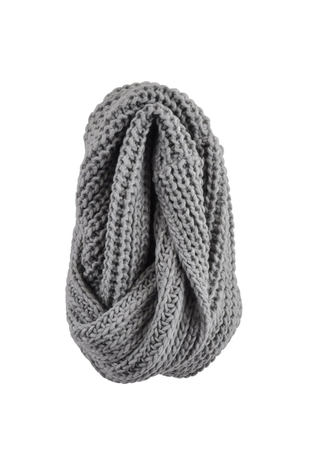 Large Snood - GREY