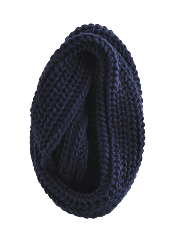 Large Snood - NAVY