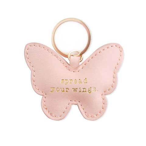 PU Shapes Key Chain - WINGS