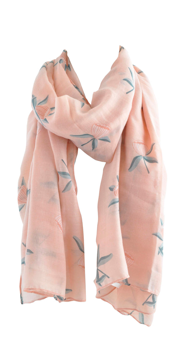 Printed Summer Scarf - NATIVES