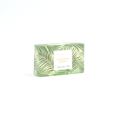 Box Soap - COCONUT PALM