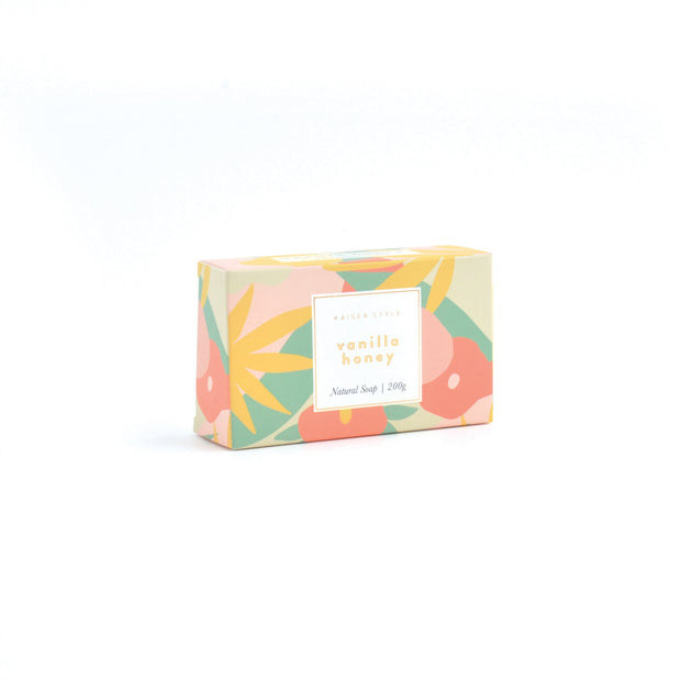 Box Soap - VANILLA HONEY
