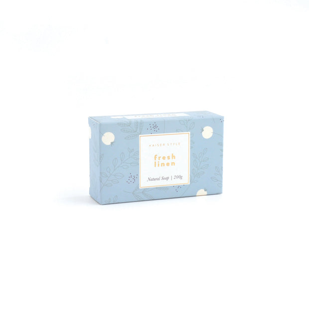 Box Soap - FRESH LINEN