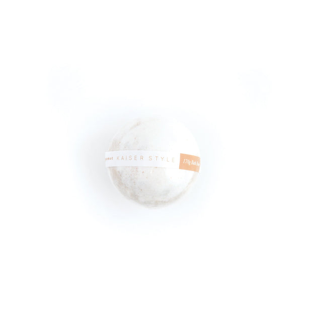 Bath Bomb - BROWN SUGAR & BERGAMOT