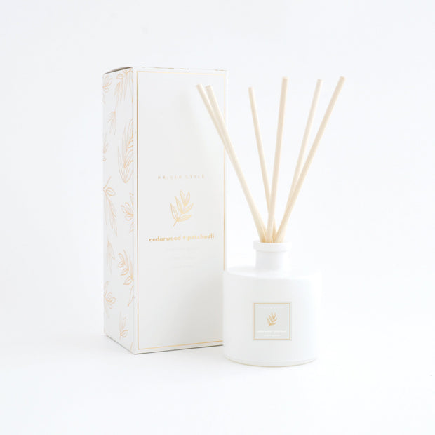 Reed Diffuser - CEDARWOOD & PATCHOULI