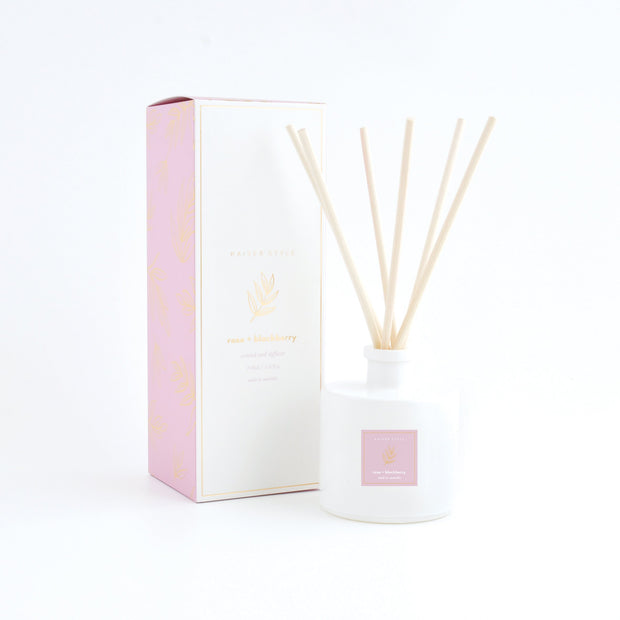 Reed Diffuser - ROSE & BLACKBERRY