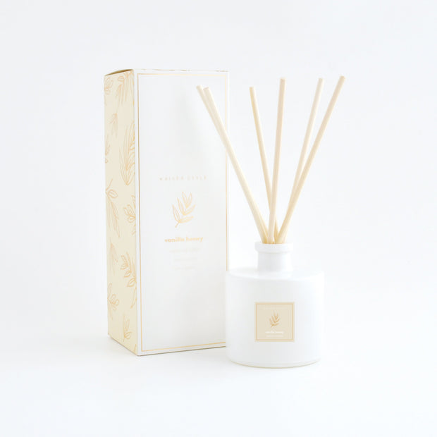 Reed Diffuser - VANILLA HONEY