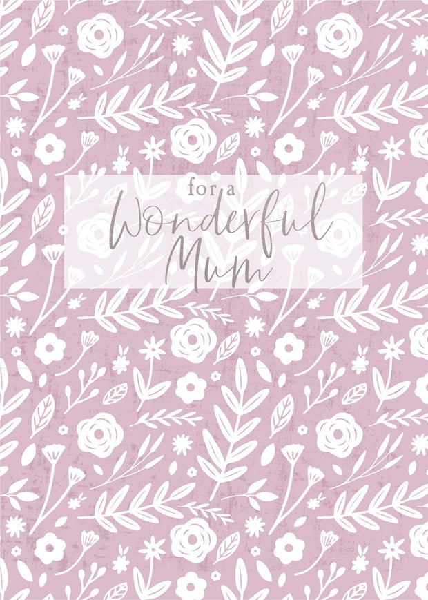Greeting Card - DAINTY m