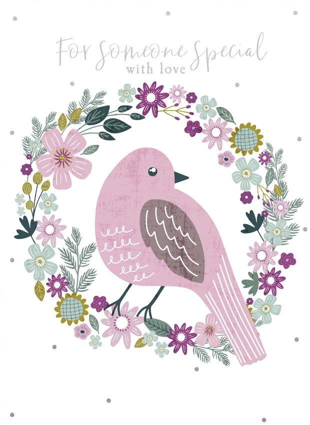 Greeting Card - DAINTY u