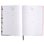 A4 Recipe Book - WINE