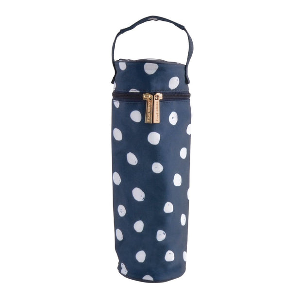 K Style - Bottle Bag - NAVY SPOT