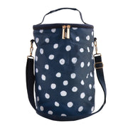 K Style - Bucket Bag - NAVY SPOT