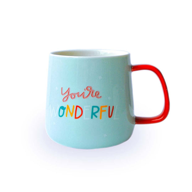 Ceramic Mug - WONDERFUL