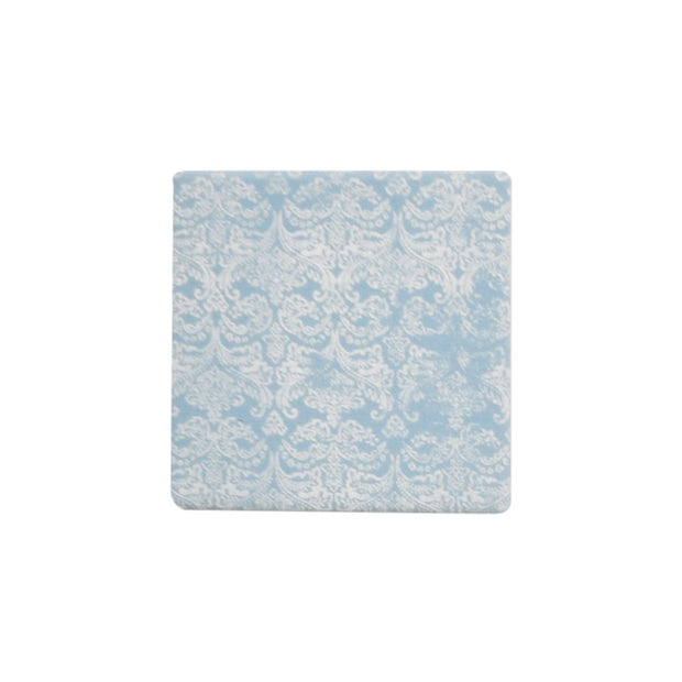 Ceramic Coaster - BOUQUET DAMASK