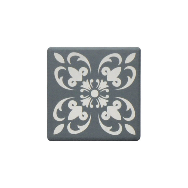 Ceramic Coaster - LUSH EMERALD TILE