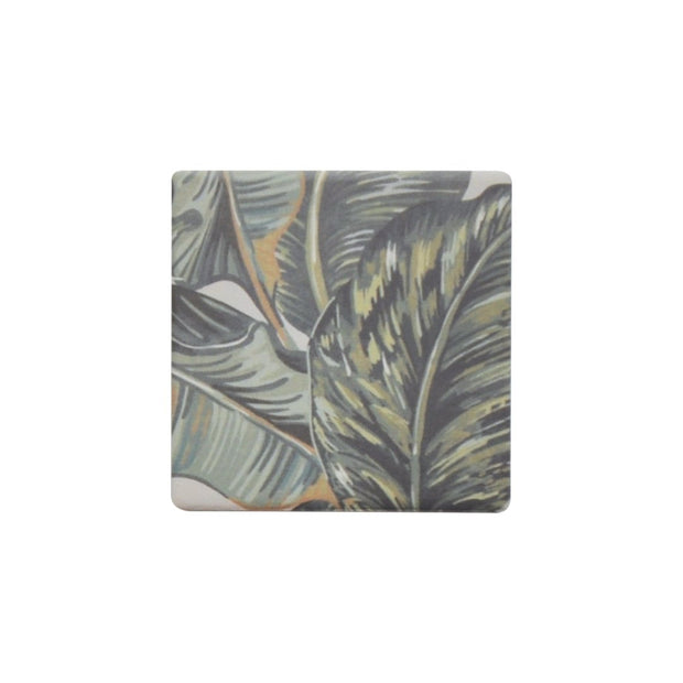 Ceramic Coaster - LUSH RAINFOREST