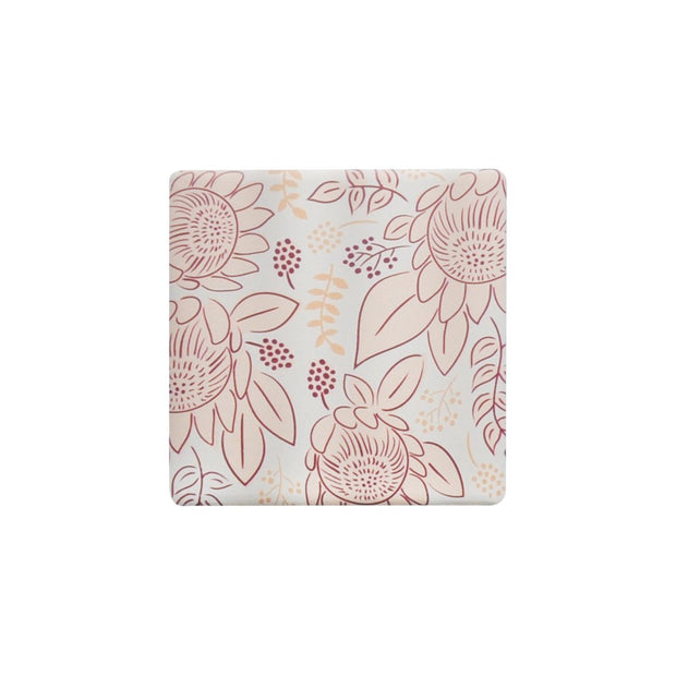 Ceramic Coaster - OPULENT BLUSH