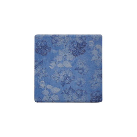 Ceramic Coaster - REVIVAL AZURE