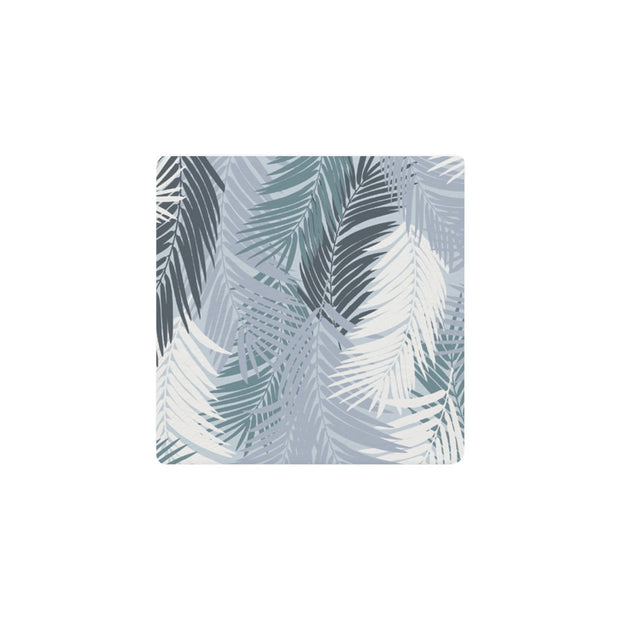 Ceramic Coaster - REVIVAL BLUE FERN