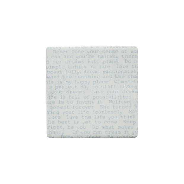 Ceramic Coaster - INDIGO DREAM