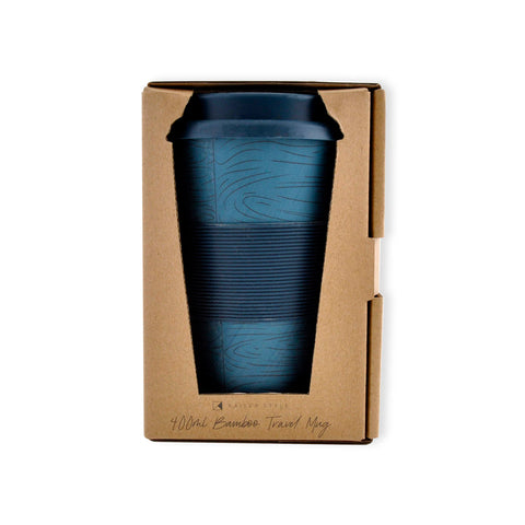 Bamboo Travel Mug - WOODGRAIN