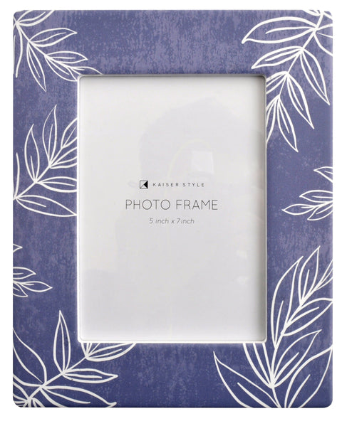 Ceramic 5x7 Photo Frame Lush - BREEZE