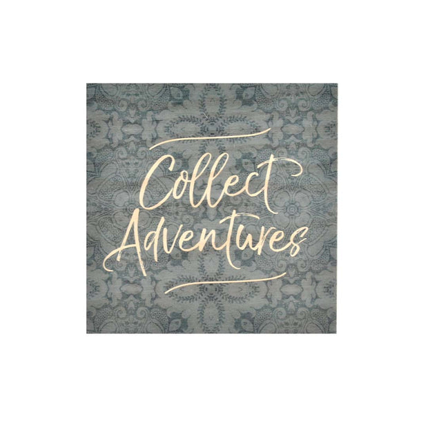 K Style - Ply Printed Plaque - COLLECT ADVENTURES KSH1680