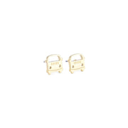 Earring - Brooom! - Gold