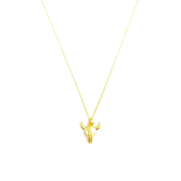 Necklace - Wild - Gold