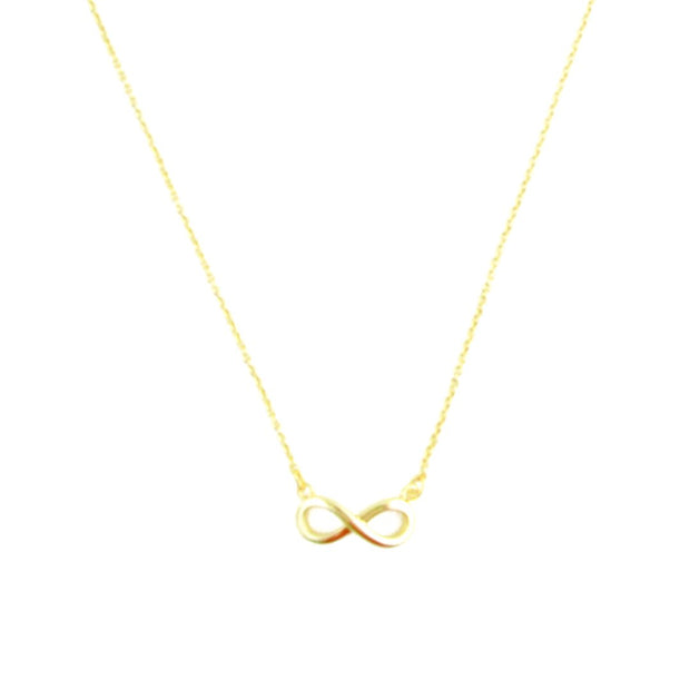 Necklace - Infinity - Gold