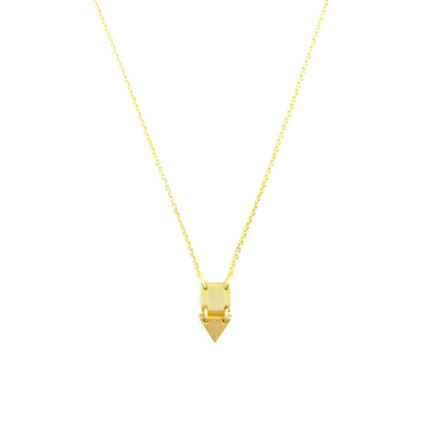 Necklace - Paulie - Gold