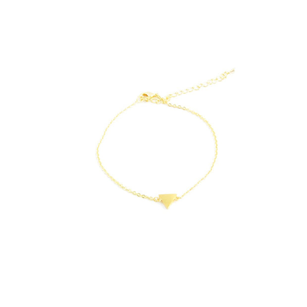 Bracelet - Triangle - Gold