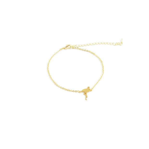 Bracelet - Flamingo - Gold