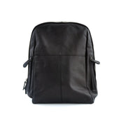 Divided Back Pack - Black