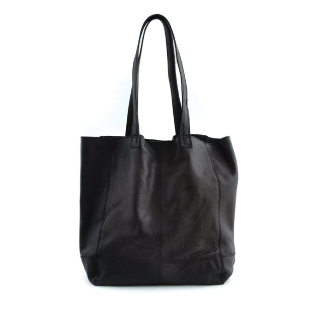 Slouch Tote Bag - Black
